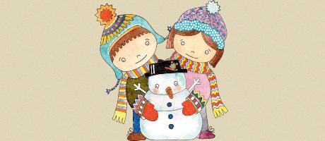 xmas-snowman